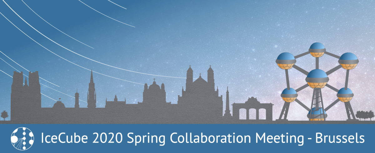 Spring Collaboration Meeting in Brussels, from May 9 - 15, 2020 - web banner